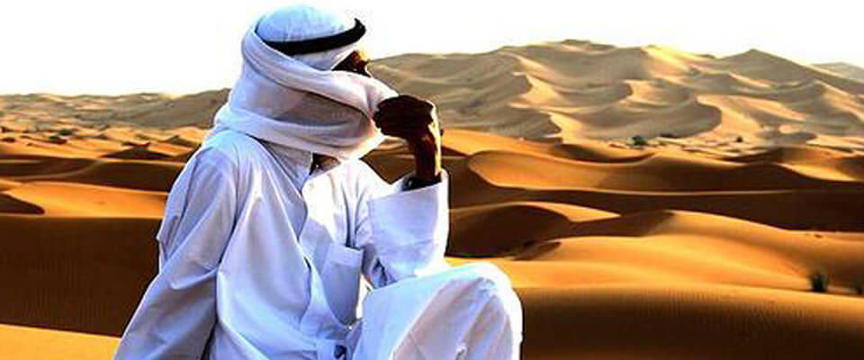 Dubai Desert Safaris in summer