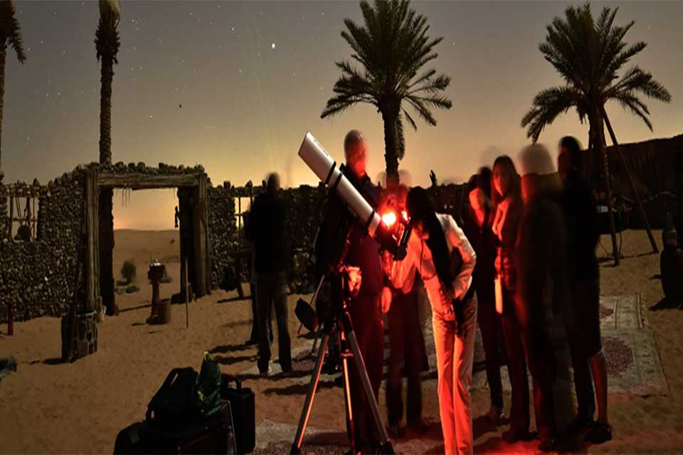 Dubai Astronomy