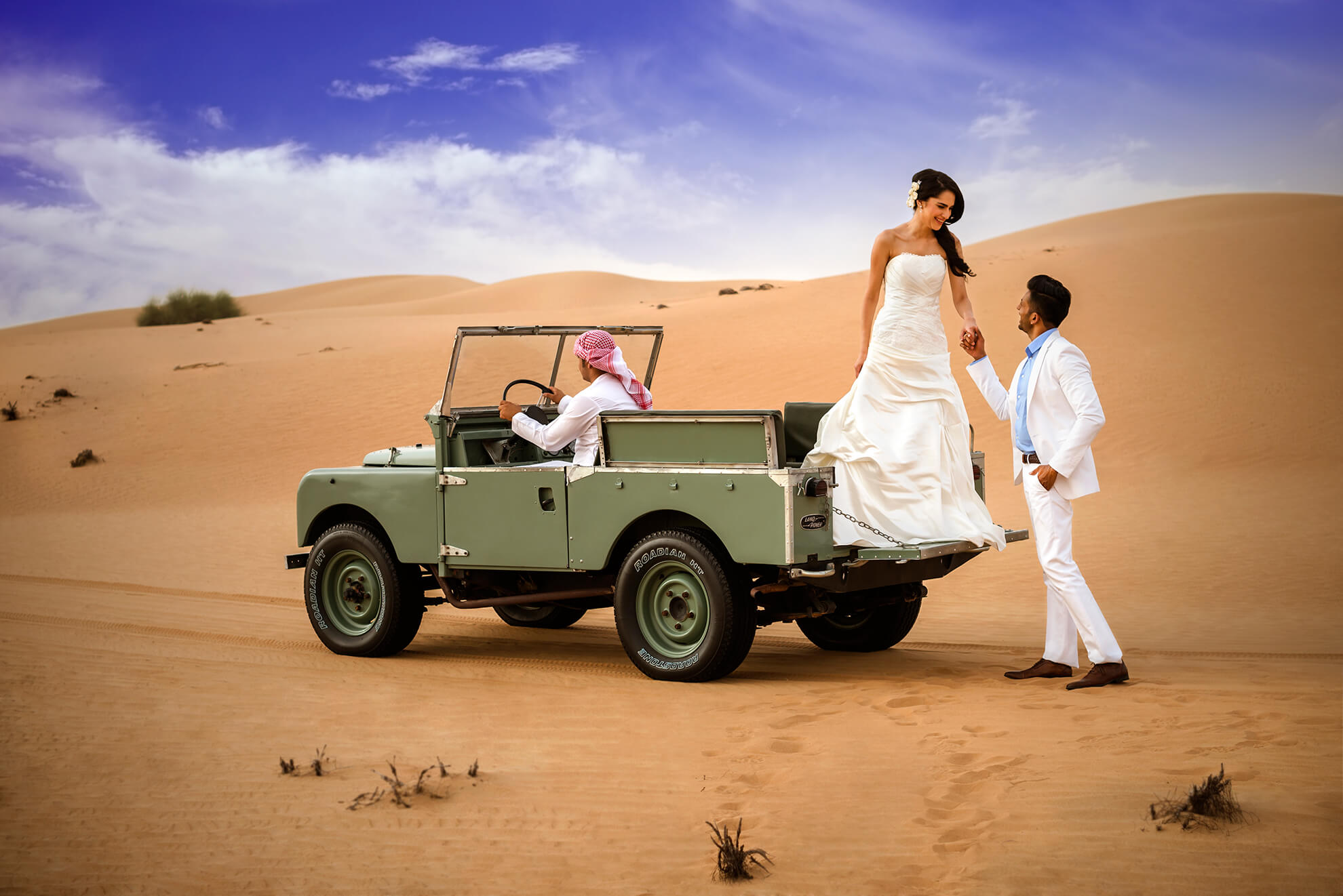 wedding-car-banner