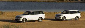 Range Rover Desert Safari