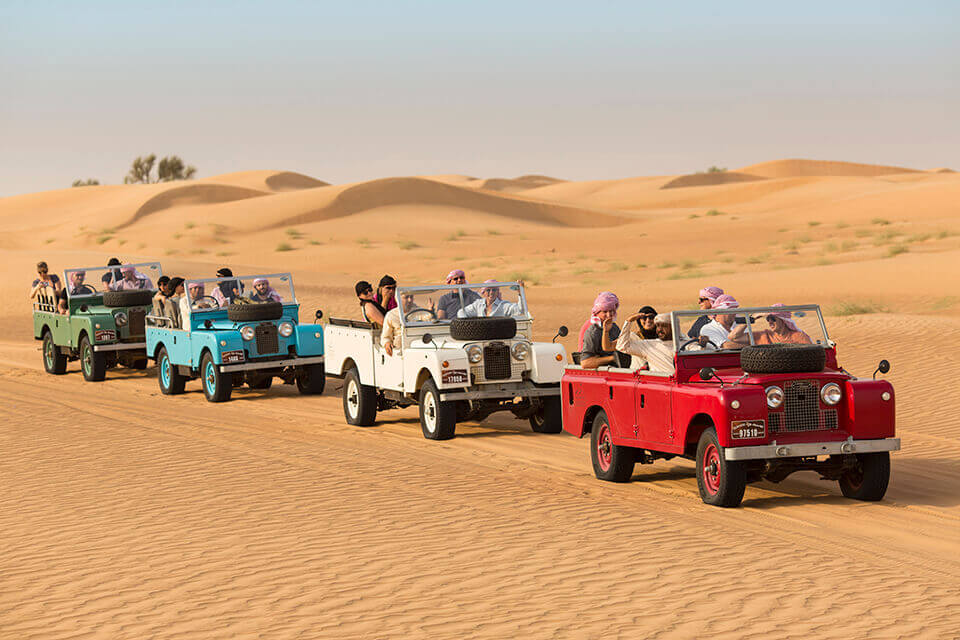 Local Dubai Tours Desert Safari