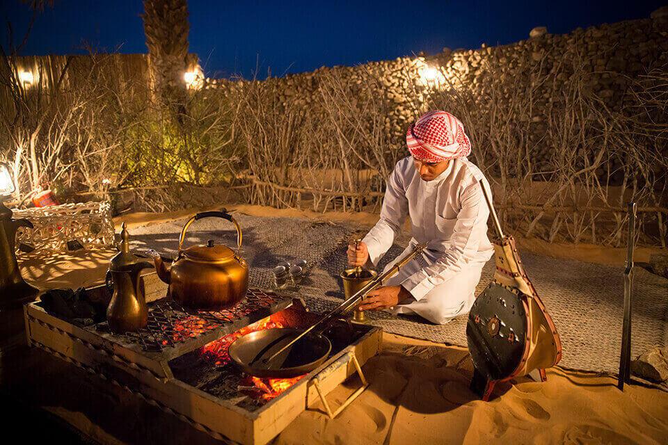 Heritage Desert Safari