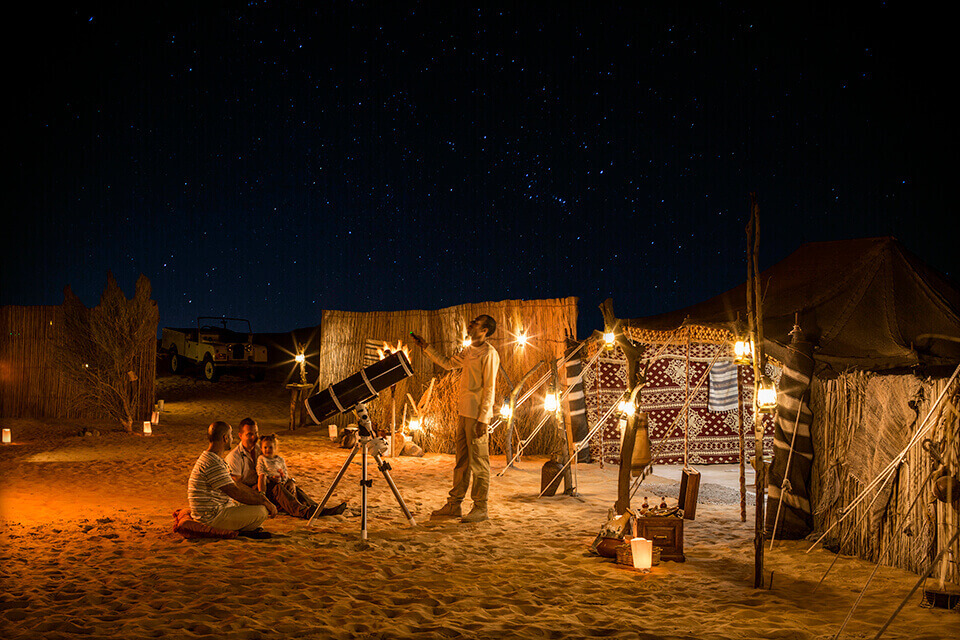Private Night Safari & Astronomy