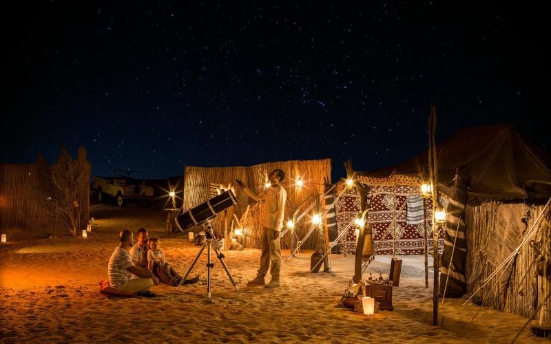 PRIVATE NIGHT SAFARI & ASTRONOMY