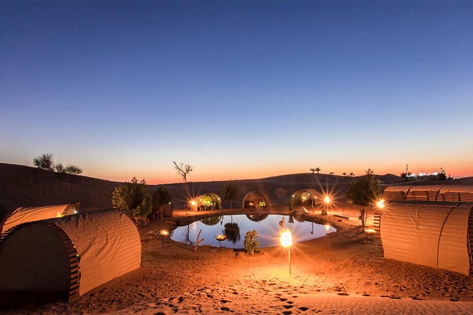 Platinum Luxury Desert Safari Dubai