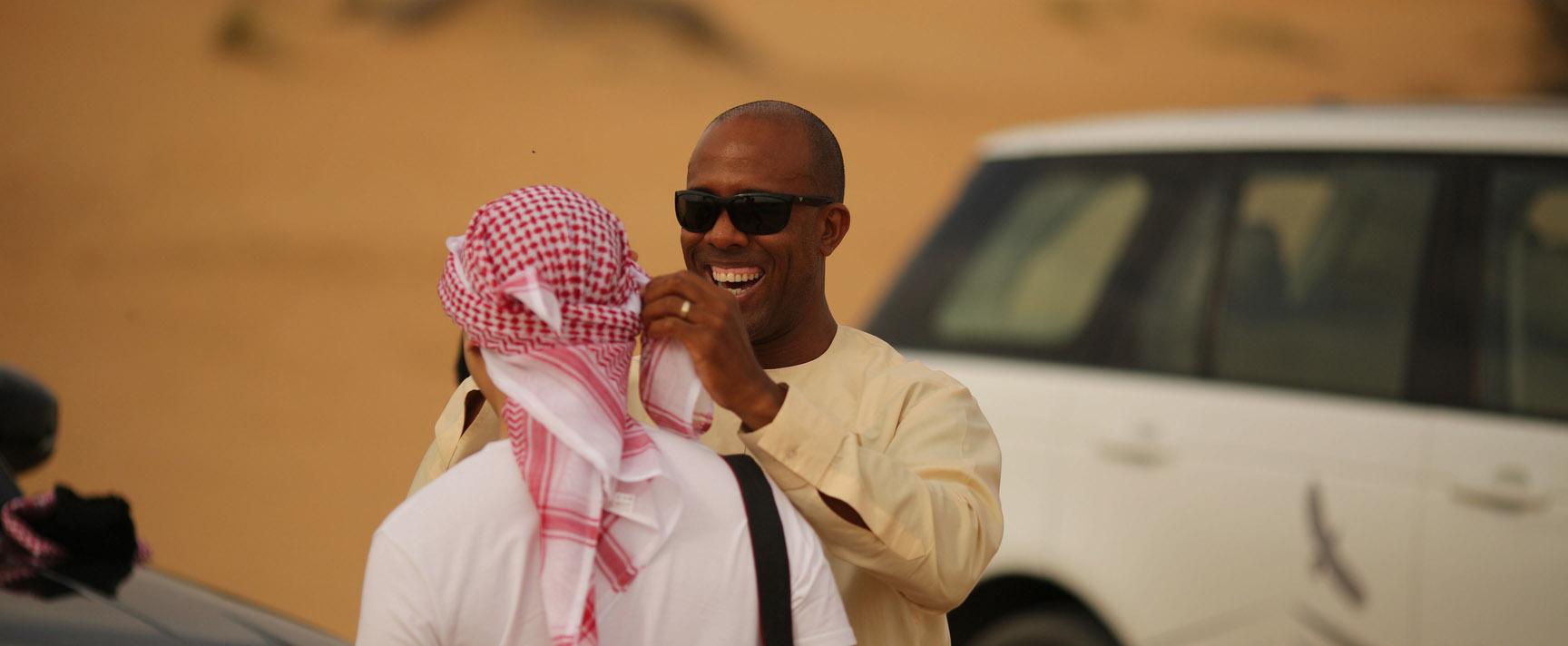 Tying The Arabic Headscarf Scarf Diagram
