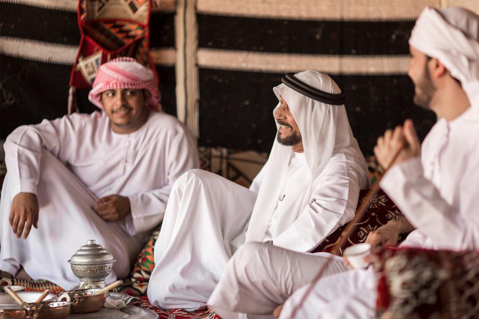 Bedouin History Dubai