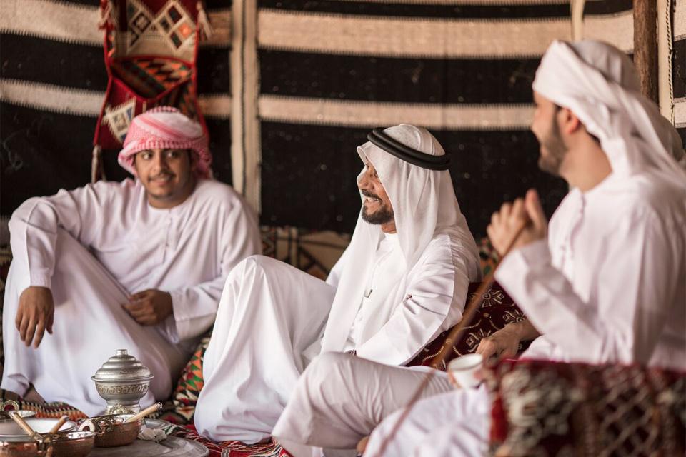 Dubai Desert Heritage Bedouin Life