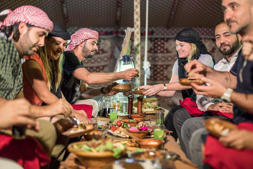Dubai Traditional Iftar Experience