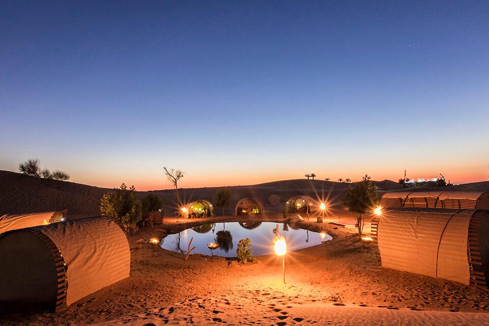 Platinum Desert Safari Camp