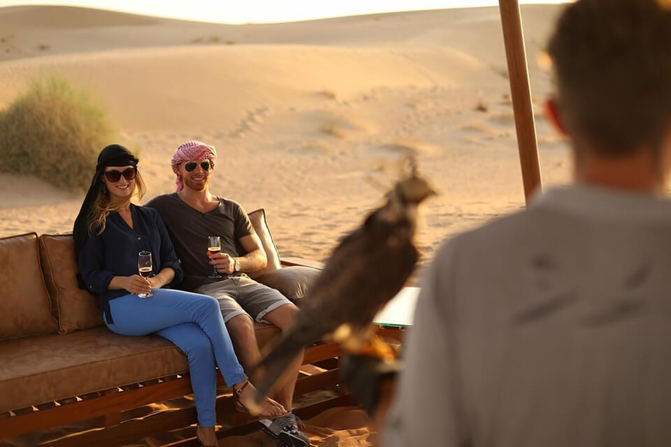 Platinum Desert Safari