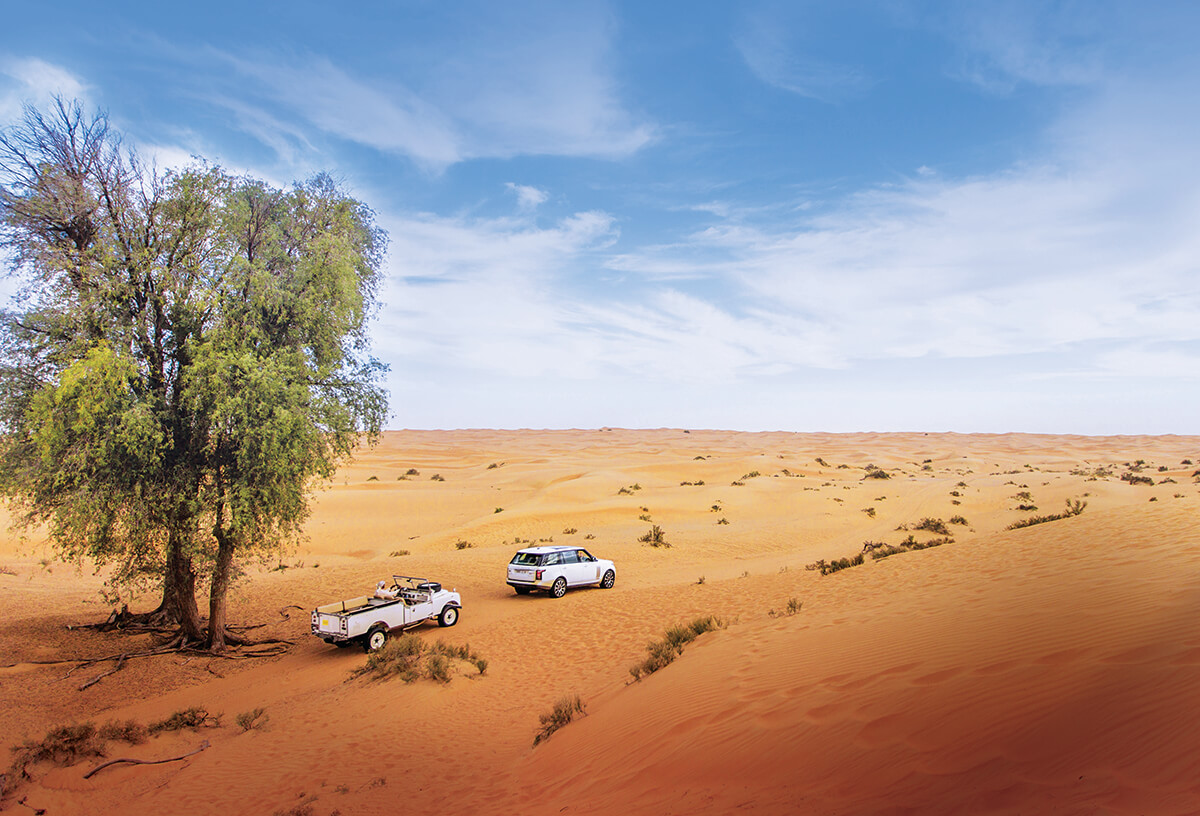 Dubai as an Ecotourism Destination