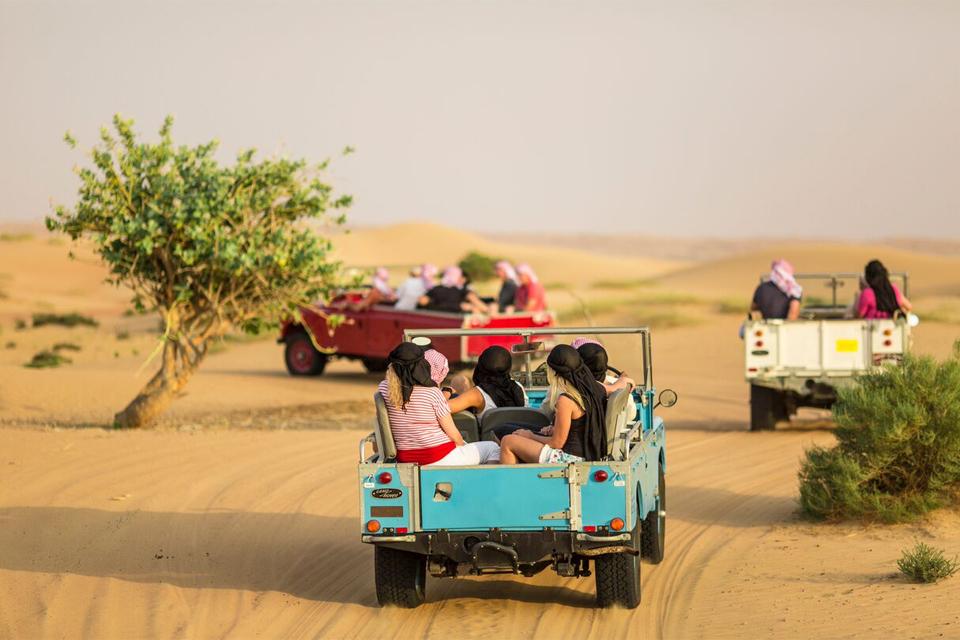 Nachhaltigkeit ist unser Hauptanliegen – Ökotourismus in Dubai