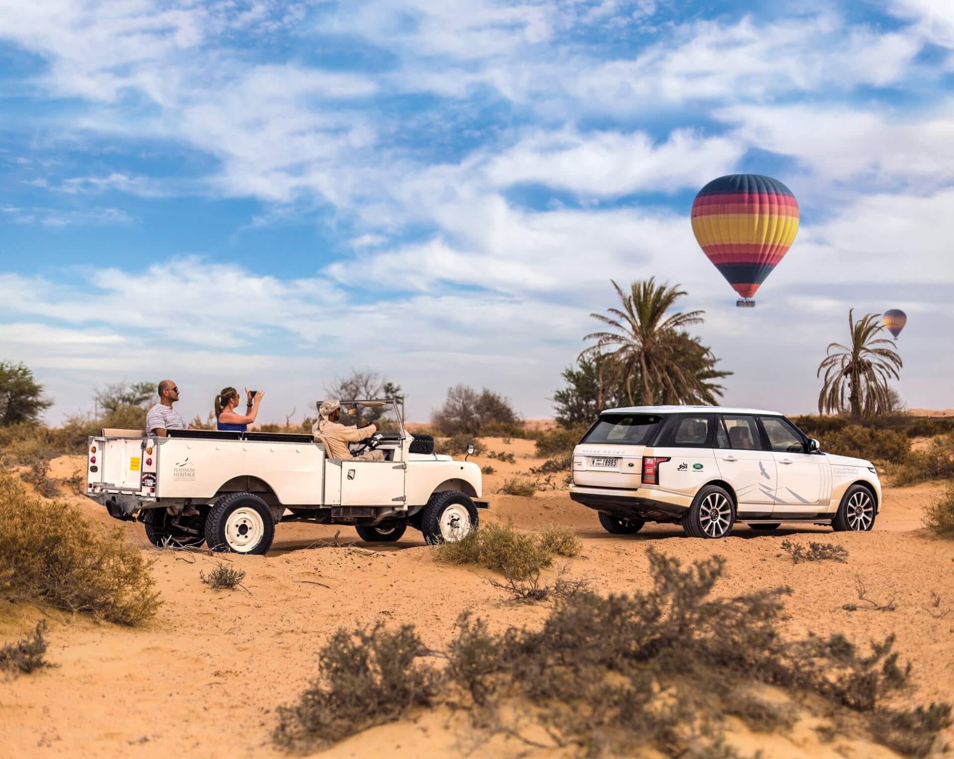 Platinum Heritage Desert Safaris