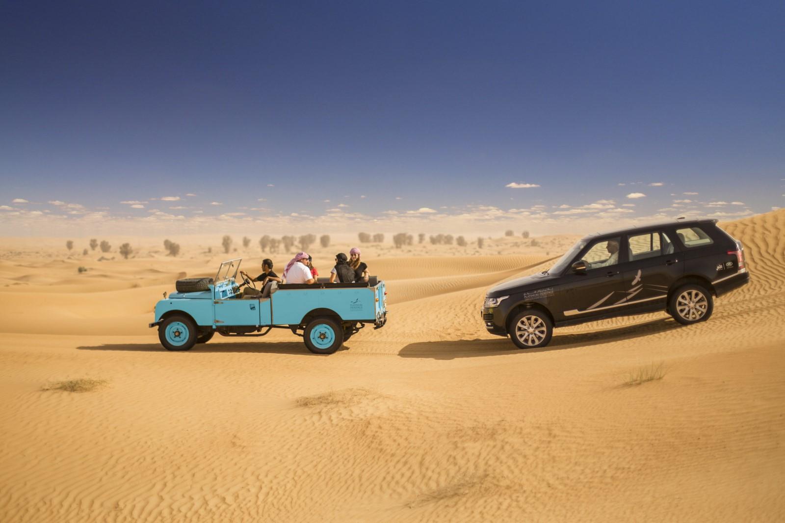 Platinum Heritage Dubai Desert Safaris