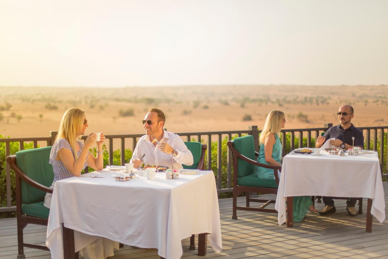 Al Maha Breakfast Dubai