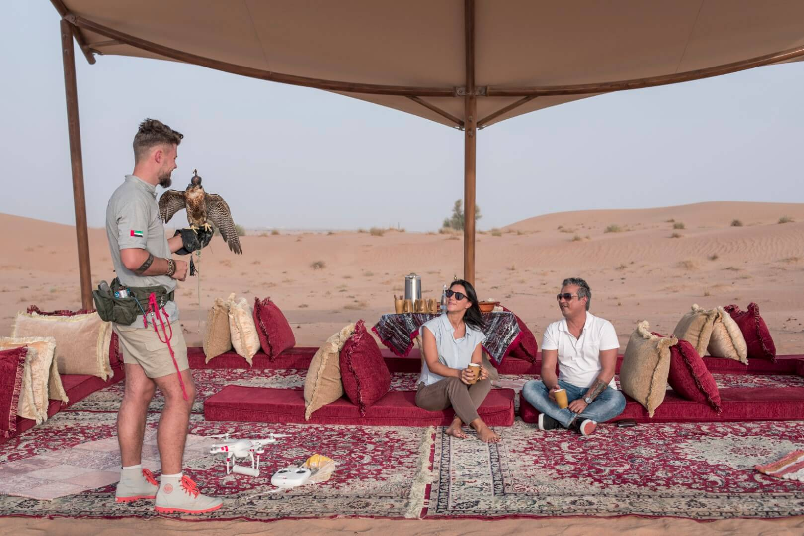 Private Falconry Experience Dubai