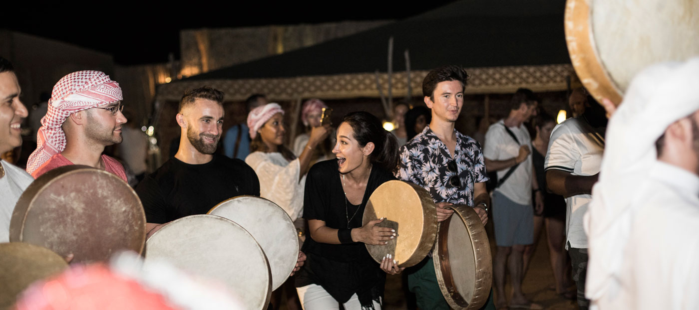 Arabic Drumming Dubai