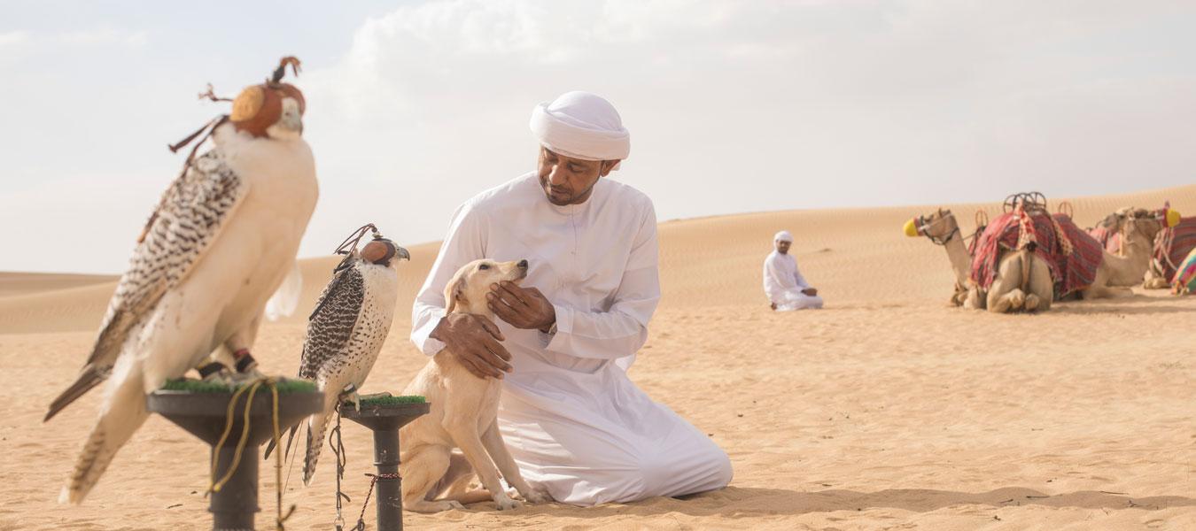 Dubai Bedouin Experience