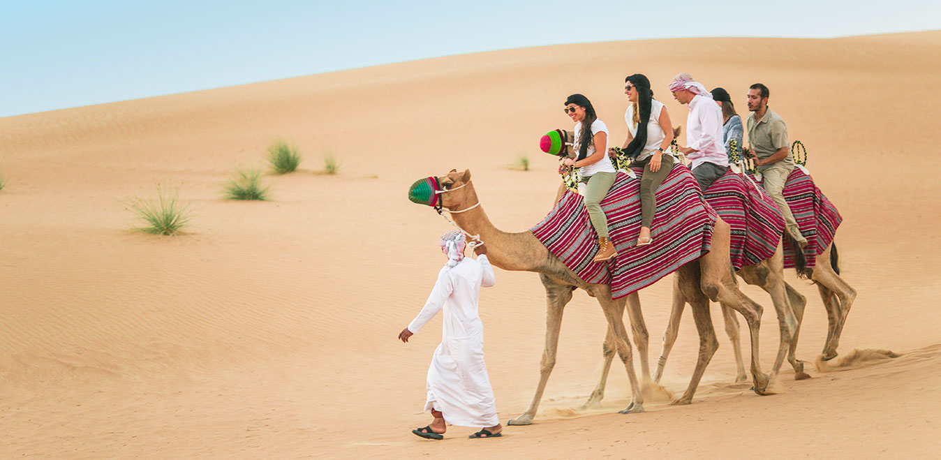 Image result for DESERT CAMEL RIDE IN DUBAI