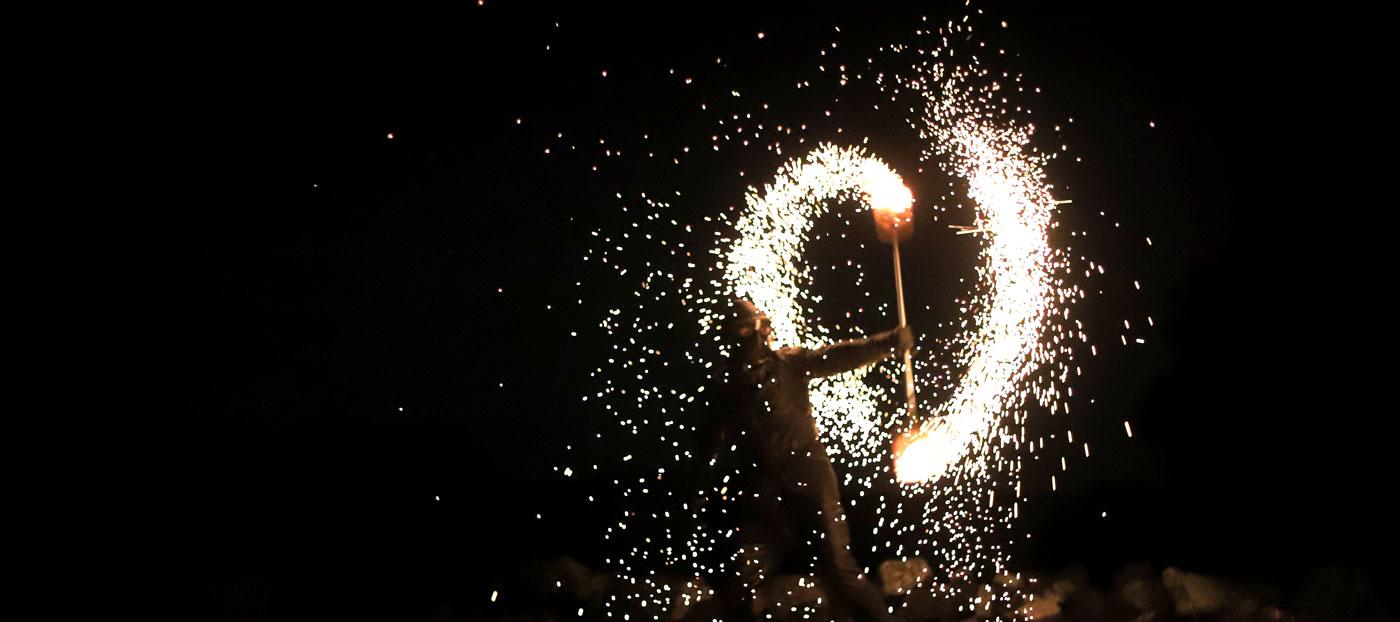 Arabian Fire Show Dubai