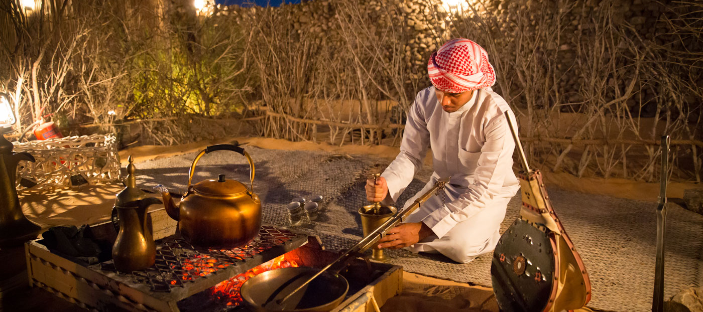 Arabic Coffee Making Dubai