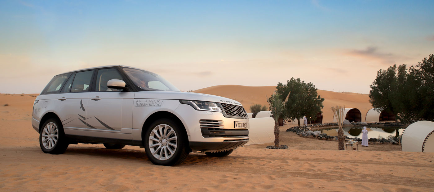 Platinum Luxury desert safari