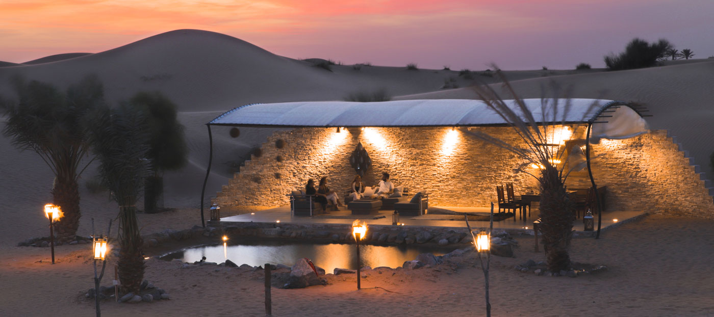 Luxury Desert Camp Dubai