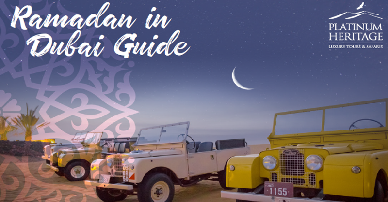 Ramadan in Dubai for Tourists 2019