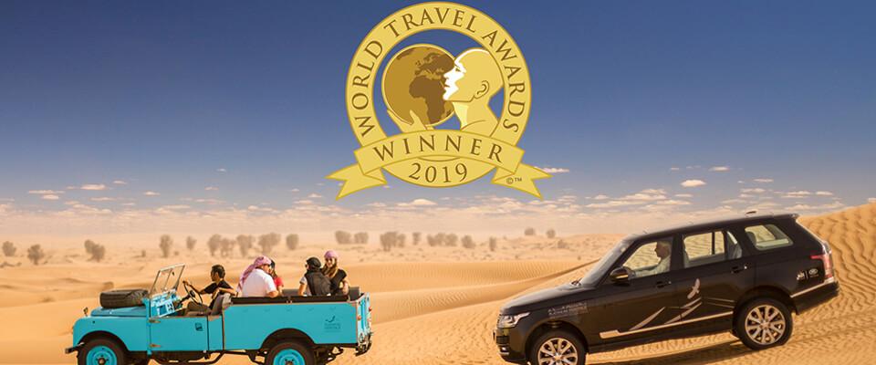 Middle East's Leading Desert Safari Winners