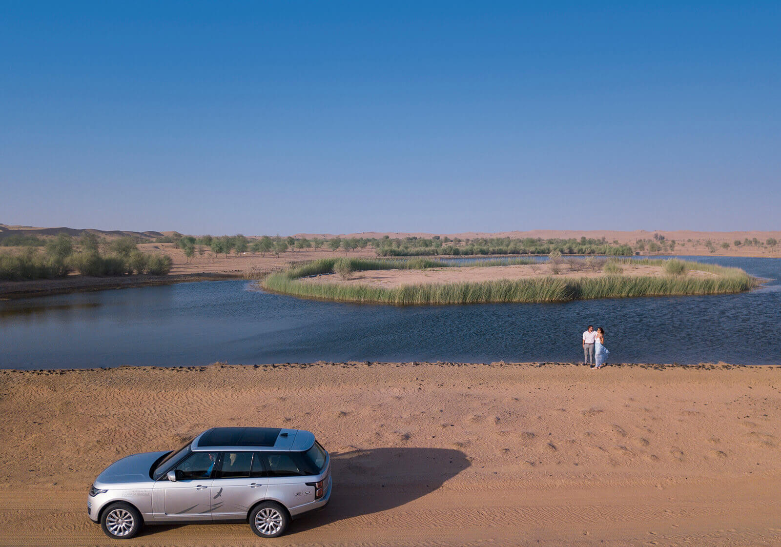 Royal Platinum Desert Experience