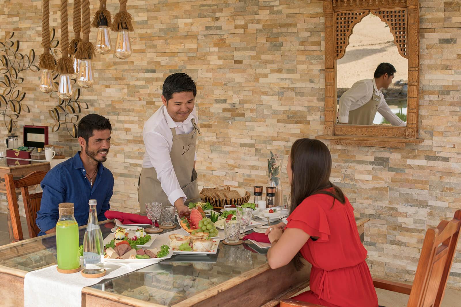 Romantic Breakfast Balloon Adventures Dubai