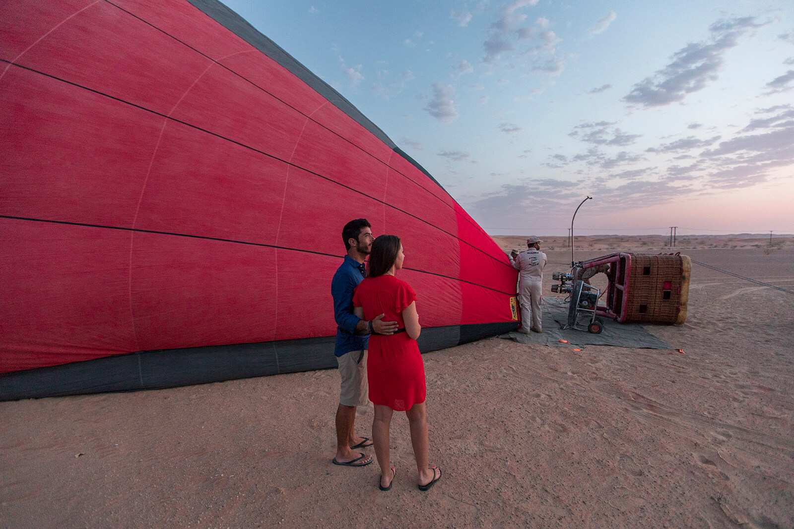 Romantic Thing to do in Dubai