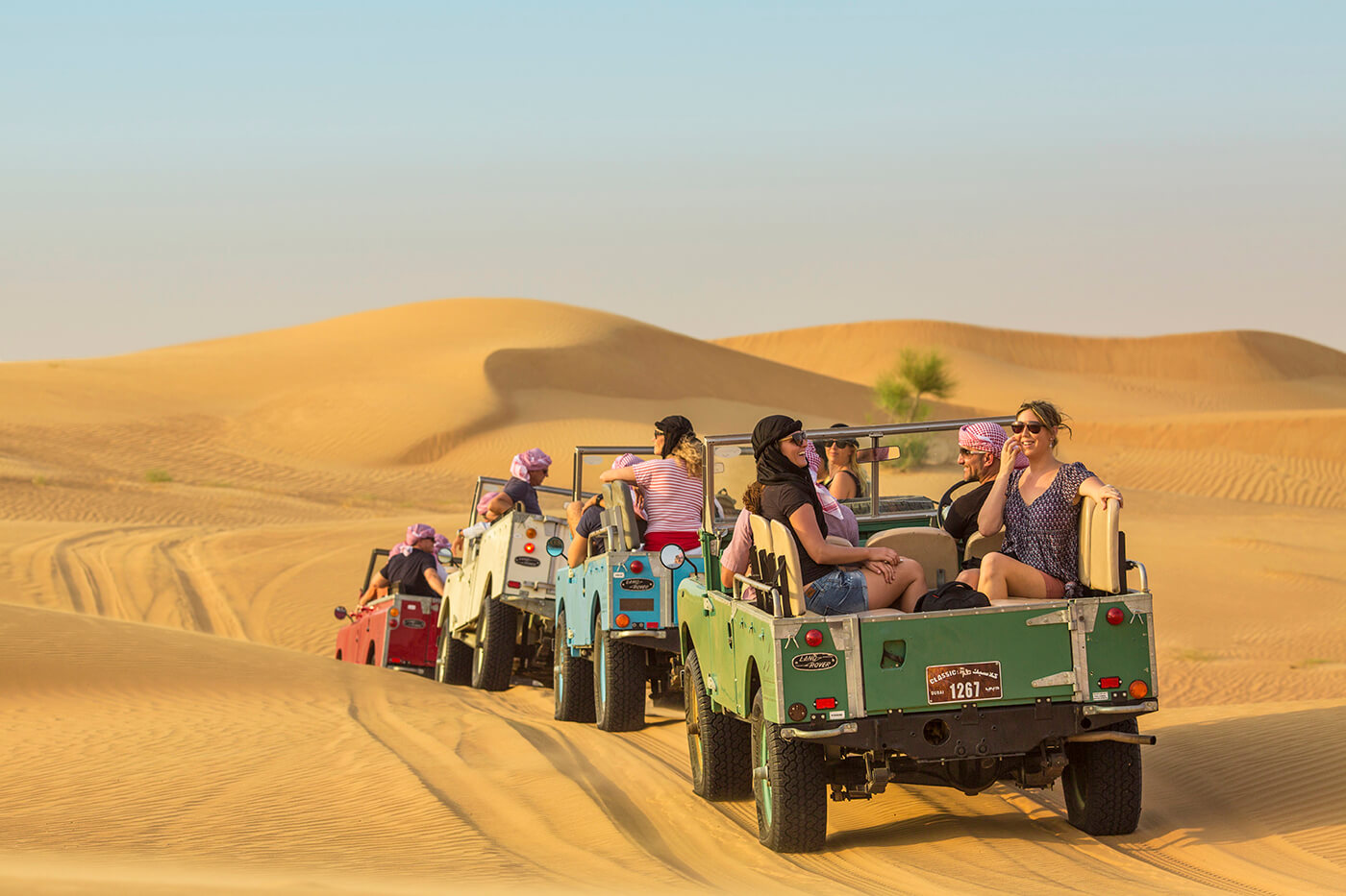 Sustainable Tourism in Dubai | Platinum Heritage