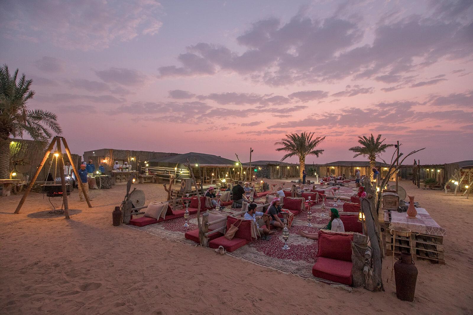 Desert Safaris that Make a Positive Difference in Dubai
