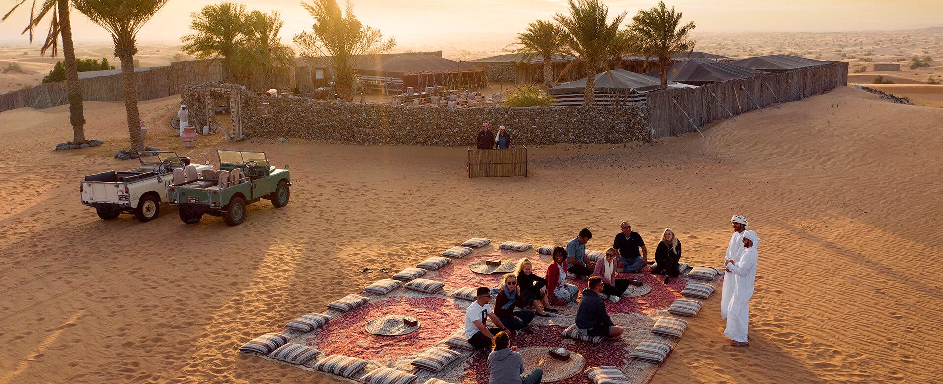 Unique Dubai Iftars