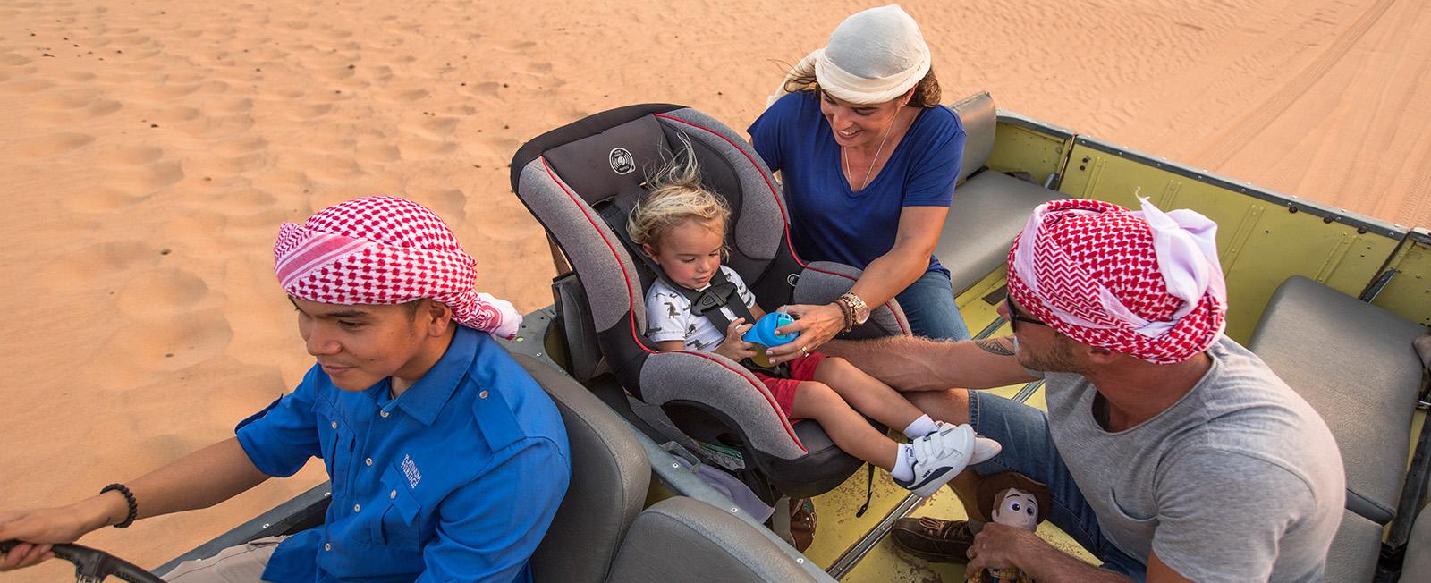 Heritage Desert Safari Dubai - Platinum Heritage
