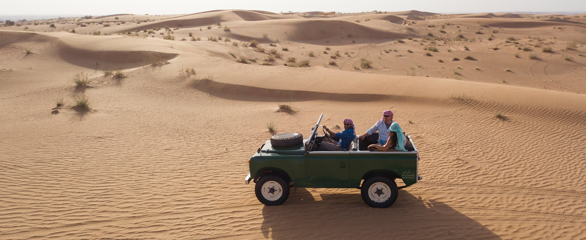 Private Desert Safari Dubai