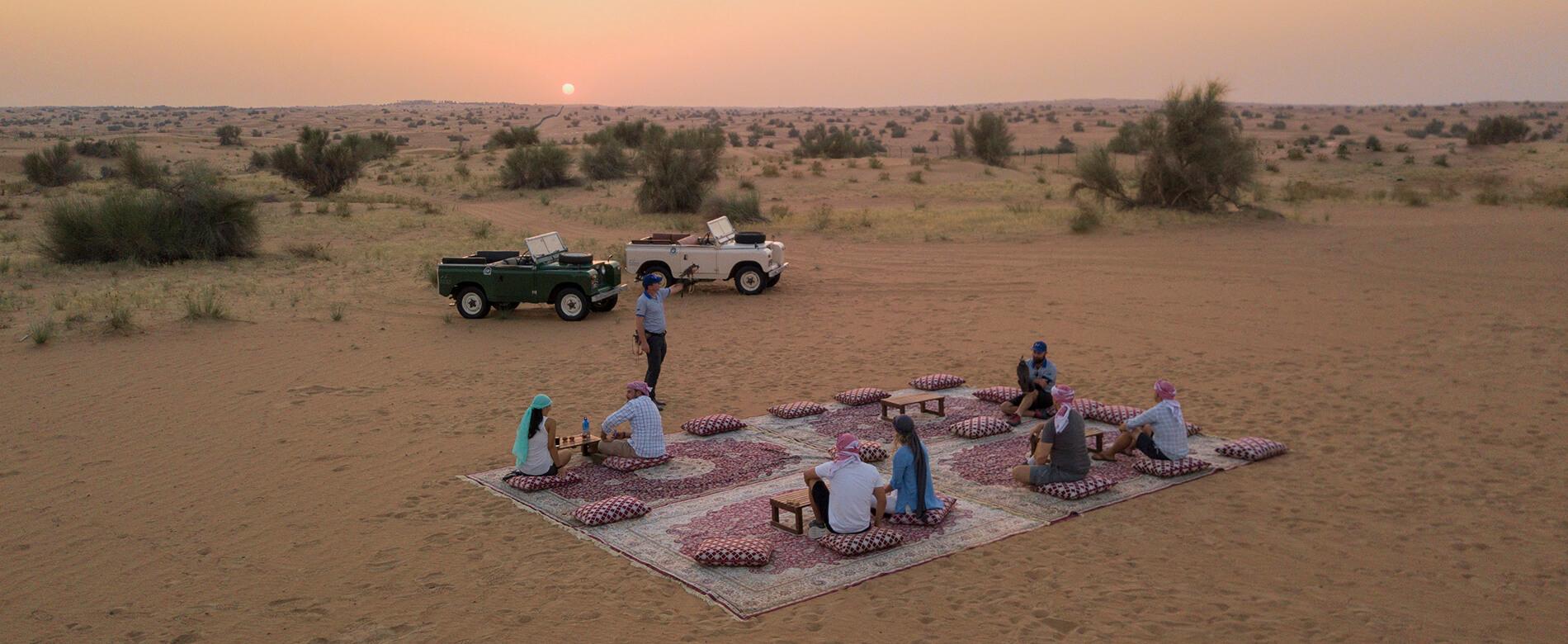 Private Desert Safaris Dubai