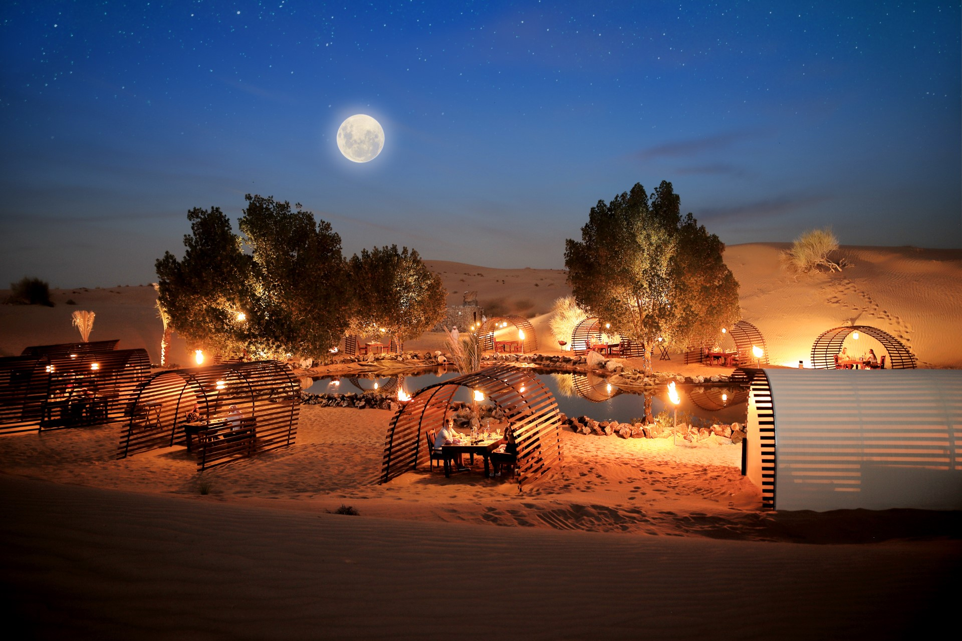 Luxury Platinum Desert Safaris Dubai