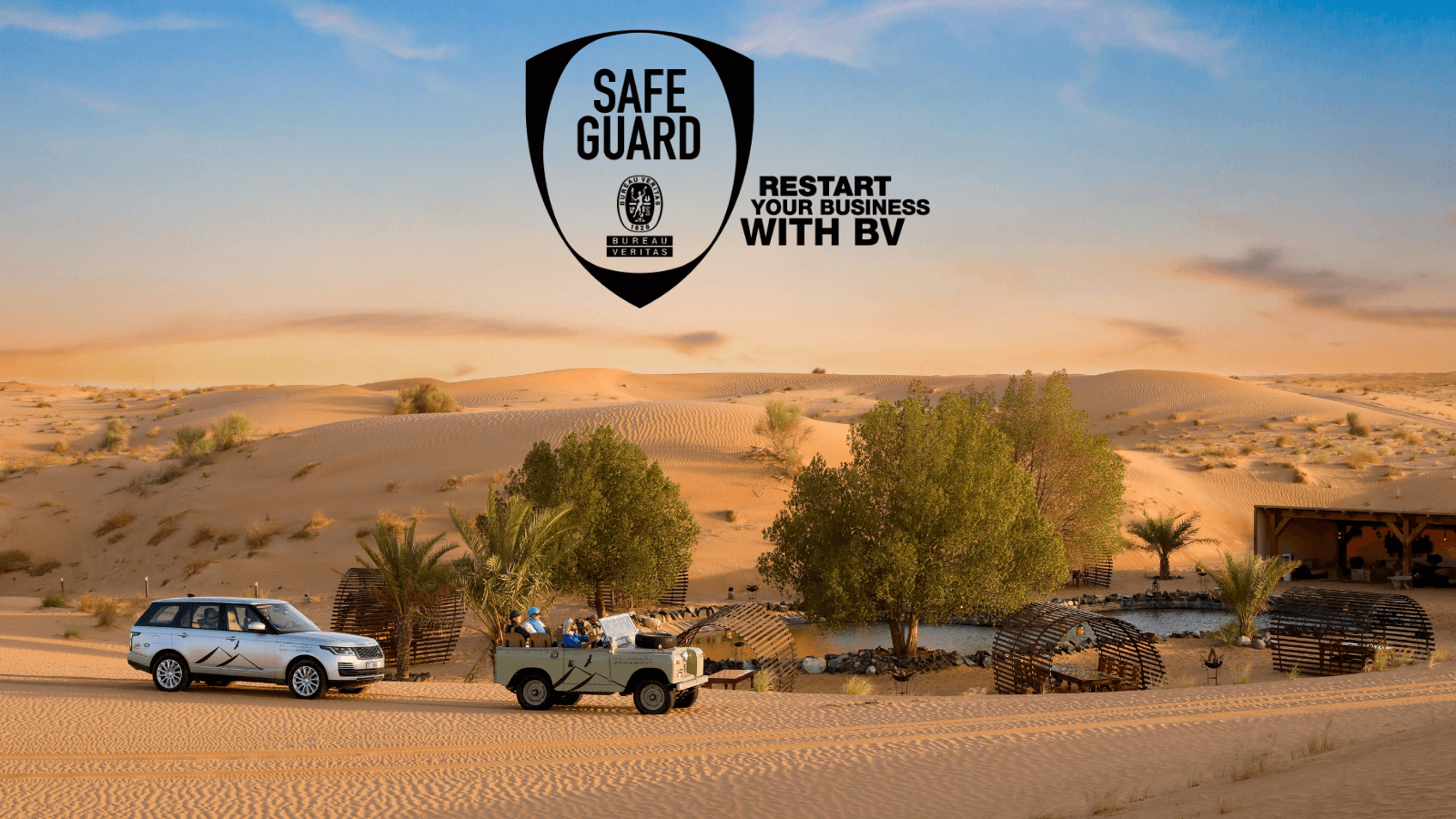 First Desert Safari Company in the World Certified with Bureau Veritas' Safety Label: Platinum Heritage Dubai